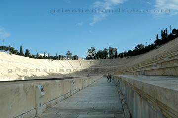 Olympiastadion Athen Mit Beeindruckenden Bildern Griechenland Urlaubsreisen Auf Griechenlandreise Org