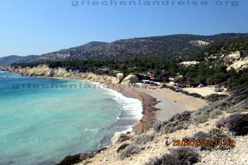 Rhodos Strände Beim Griechenland Urlaub Griechenland Urlaubsreisen